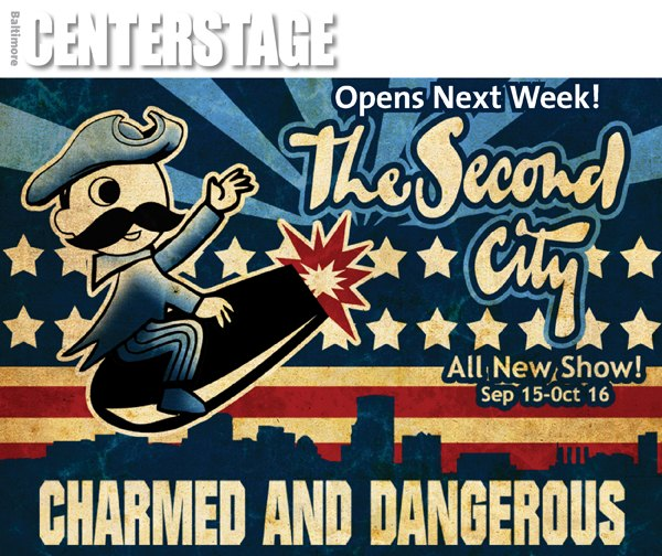 Second City: Charmed and Dangerous