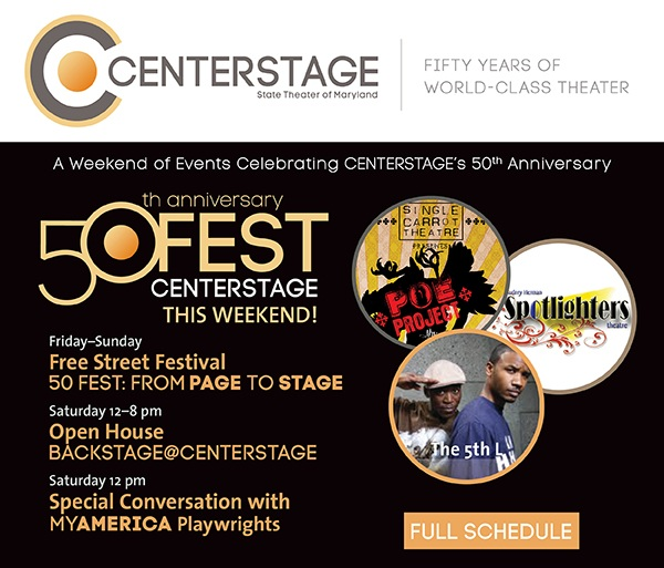 Come to 50 Fest This Weekend!
