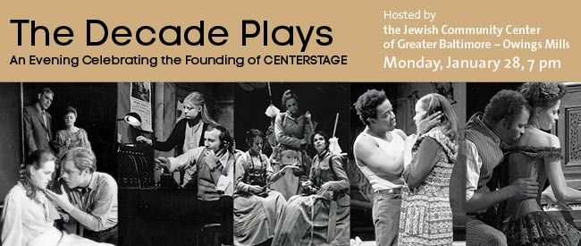 join us for The Decade Plays