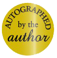 autographed by author