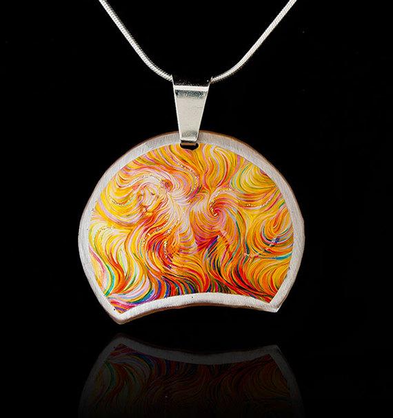 Lion Spirit Guide Pendant