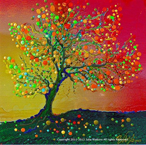 Singing Angel Tree