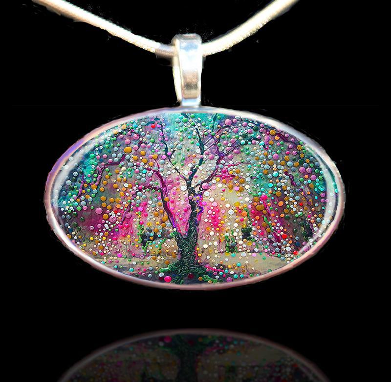 Creation Tree Pendant