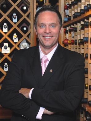 Sommelier Jim Fink