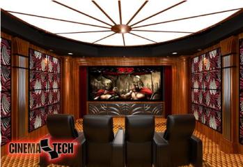 CinemaTech Strident Theater