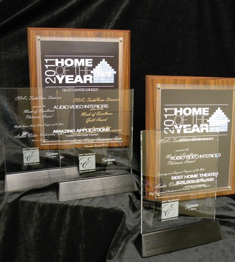 CEA and EH Awards 2011