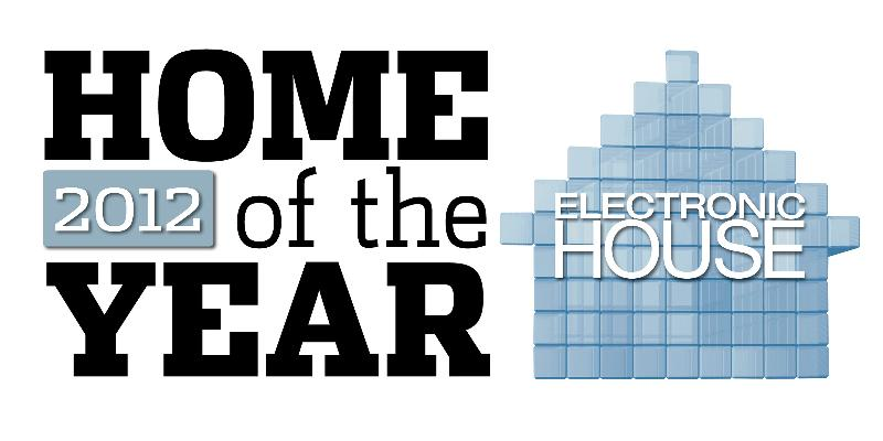 Electronic House Home of the Year 2012