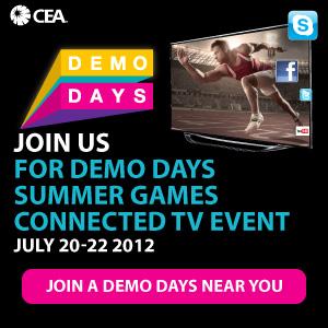 CEA Demo Days Summer 2012
