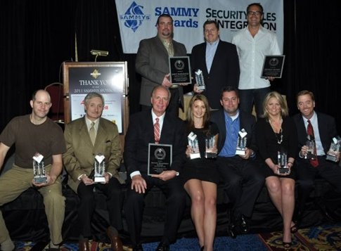SSI Honors Sales & Marketing Excellence at the 2011 SAMMY Awards