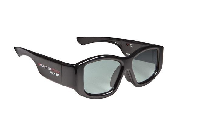 Monster Vision MAX 3D Glasses