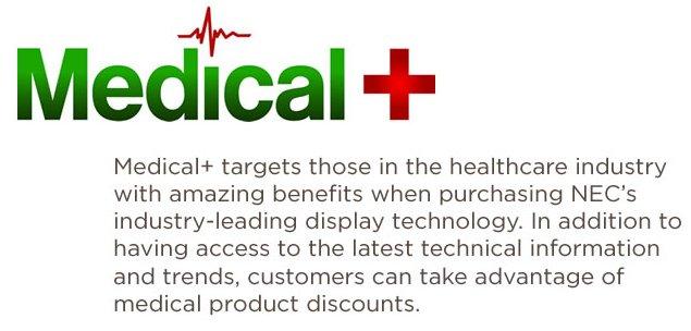 NEC Medical+