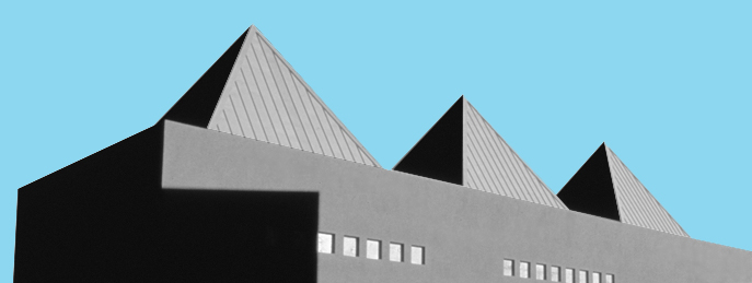 SFAI Building Black &                                         Blue