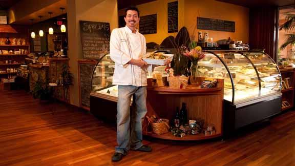 Chef James McDonald