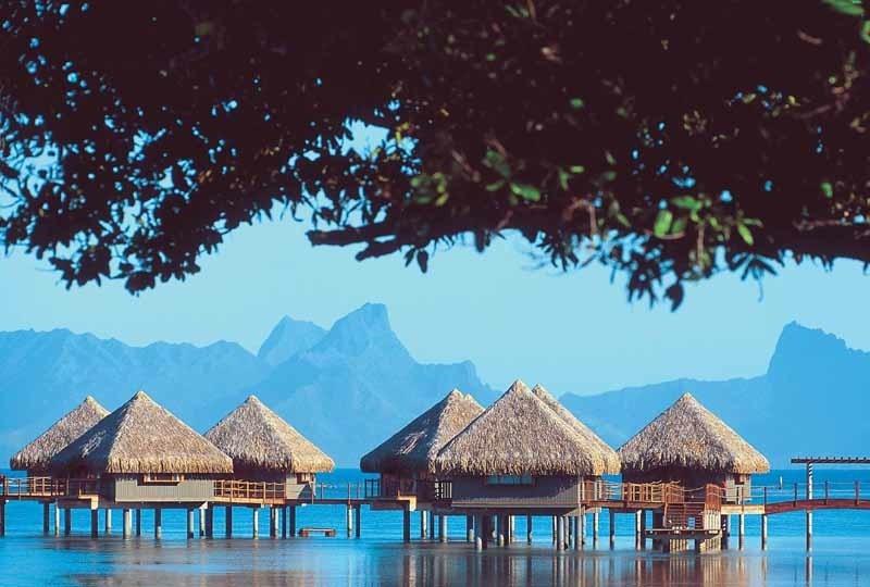 Tahiti overwater