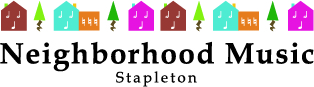 Neighborhood Music Stapleton Logo
