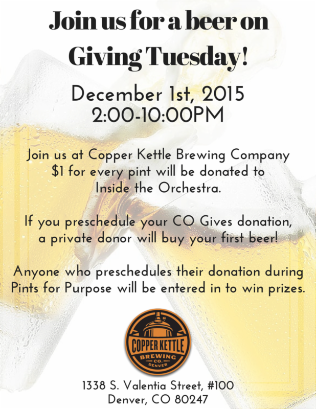 Copper Kettle Pints for Purpose