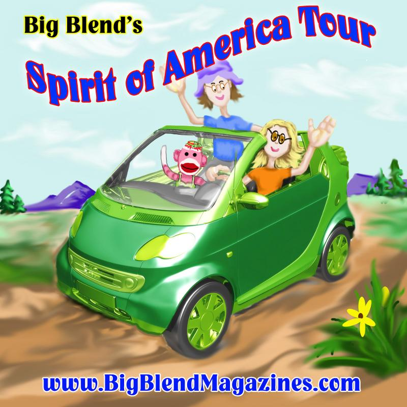 Big Blend Spirit Of America Tour