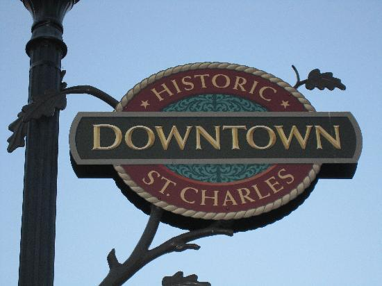 Downtown St. Charles