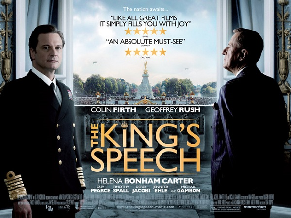 The King's Speech Marquee