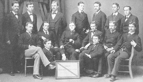 Harvard Men
