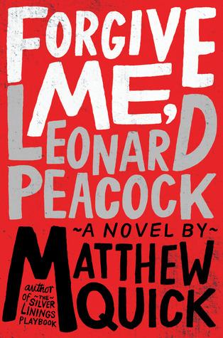 Forgive Me, Leonard Peacock cover