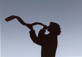 Shofar Blowing