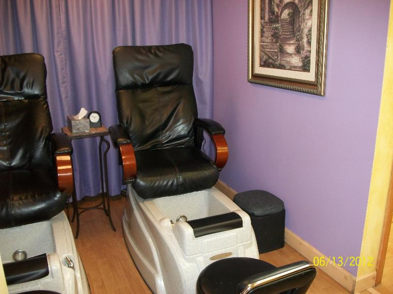 Remodeled Pedicure Area 2