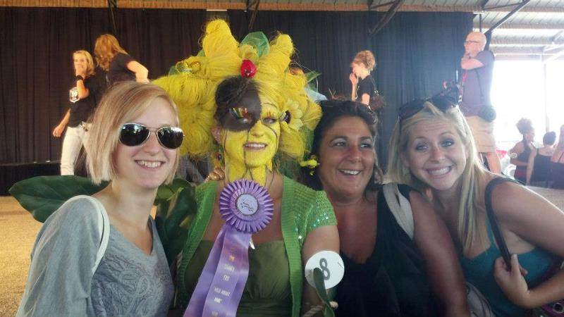 2nd Place at the Erie County Fair