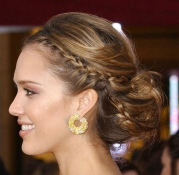 Homecoming 2012 Hairstyle