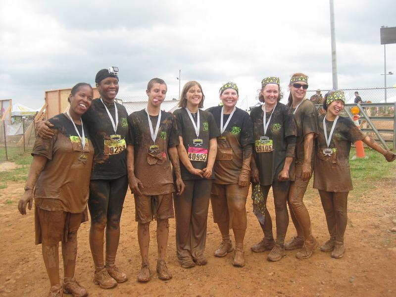 Mud Run 1