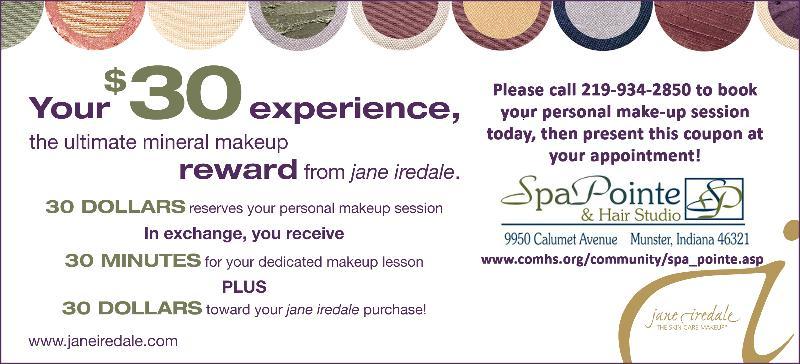 Spa Nov Special