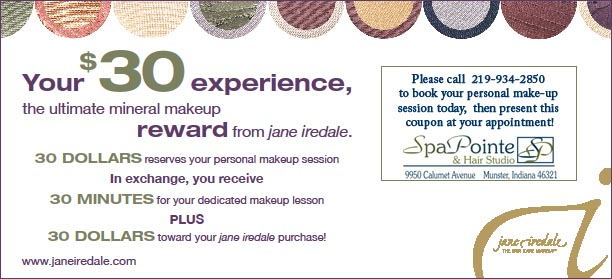 spa deal April