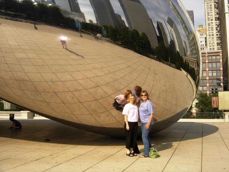 Sandy & Dawn in Chicago