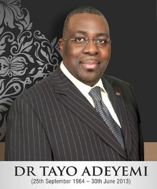 Dr Tayo