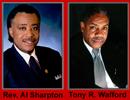 Reverend Al Sharpton / Tony Wafford