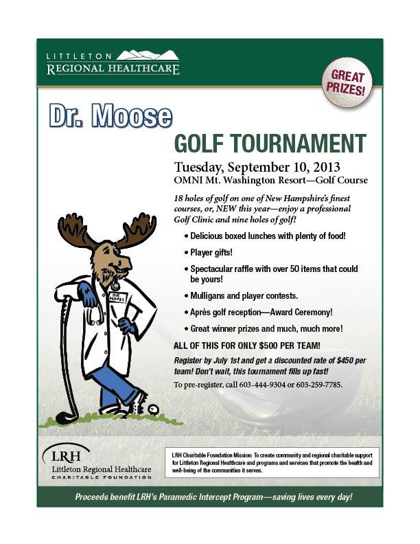Dr Moose  Revised Flyer