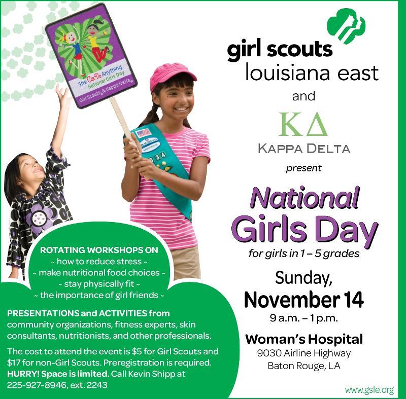 National Girls Day