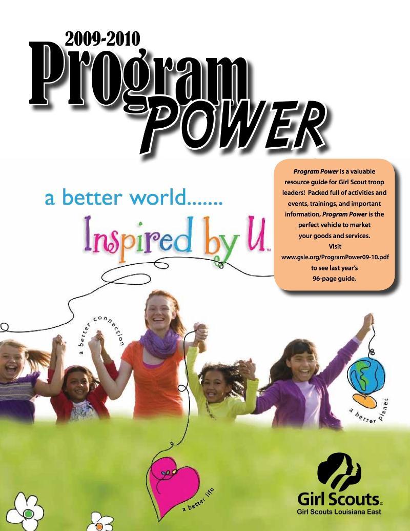 2009 Program Power