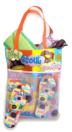 cookie tote