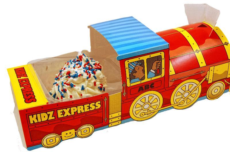 Creamery Express Sundae