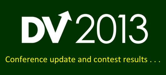 DV 2013 update logo