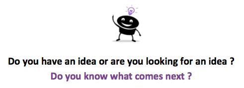 Idea Person