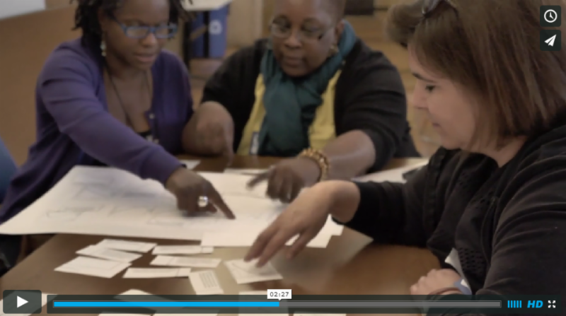 Oakland: Adults Grappling with Rich Math Tasks