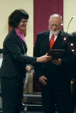 2014 Distinguished Alumnus
