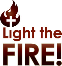 Light the Fire color