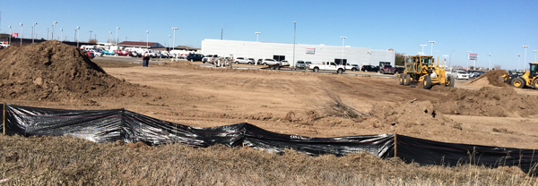 Ground has been broken for the new location in Idaho Falls. Coming Fall 2015!