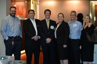 Pro bono team from Verizon Wireless