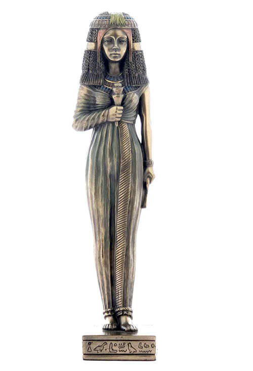 Egyptian Queen Wife of Nahktmin Statue