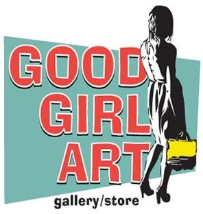 Good Girl Art Gallery logo