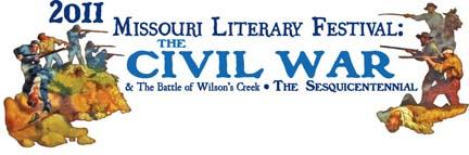 Missouri Literary Festival logo